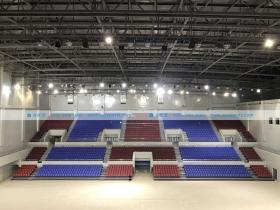 天津体育学院篮排馆