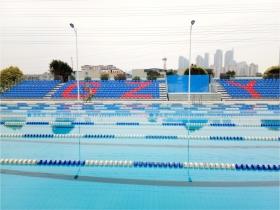 广州一中露天游泳池