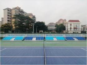 中山市全民健身广场网球场