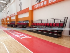 陕西省西安市西部云谷篮球中心