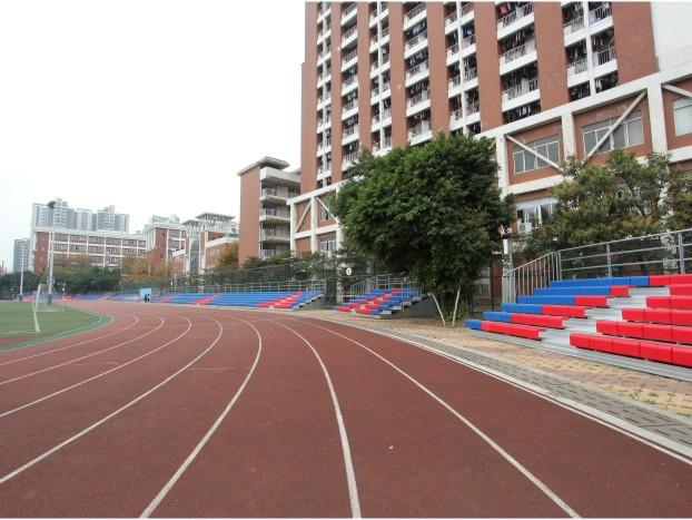 广州一中体育场,游泳馆
